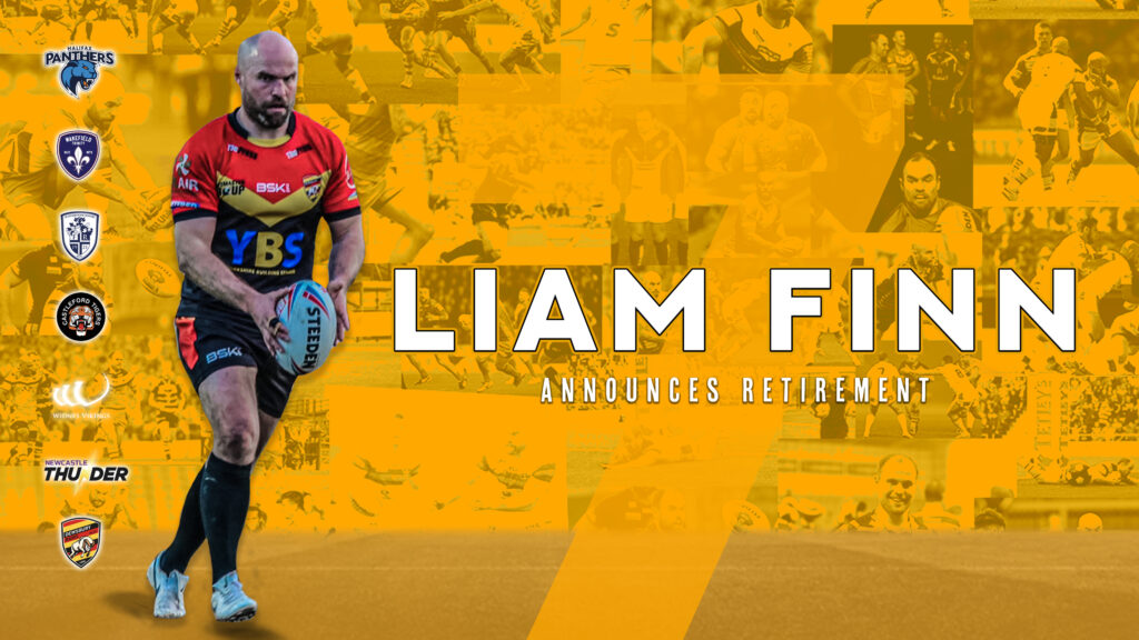 LIAM FINN TO CALL TIME ON CAREER