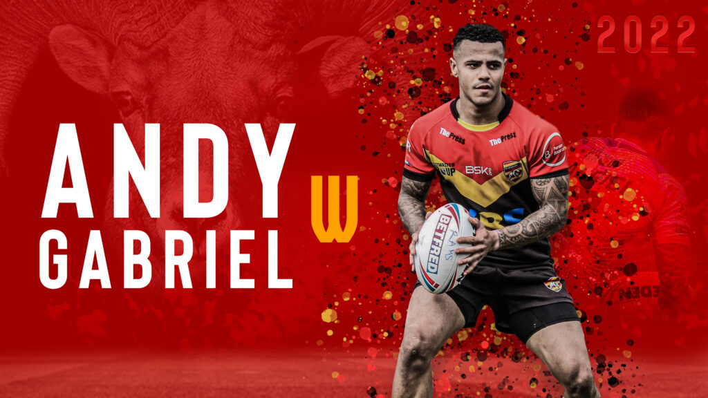 GABRIEL EXTENDS RAMS STAY INTO 2022
