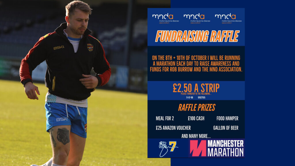 DAY SET TO FUNDRAISE FOR MND