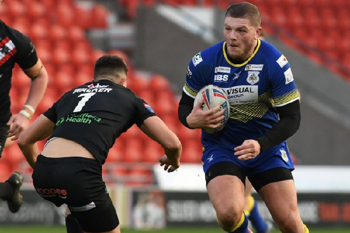 Rams sign Doncaster prop