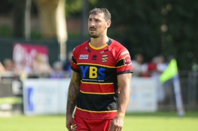 Sykes stays at Rams