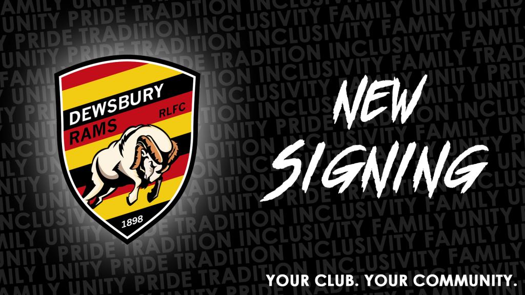 Super League centre joins Rams