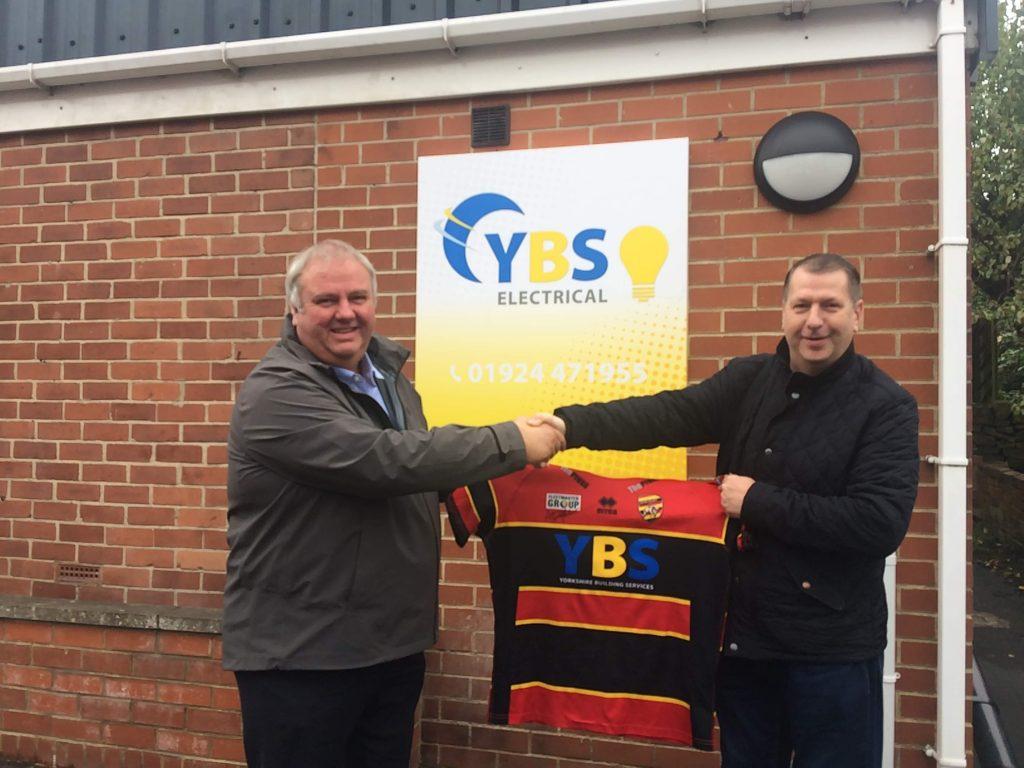 Rams announce major sponsorship deal with longstanding club partner YBS
