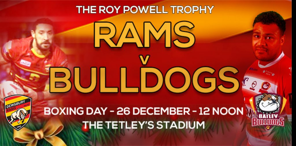 Rams reveal Boxing Day prices