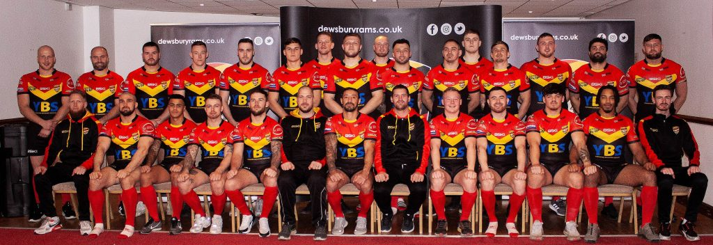 21 man squad to face Leigh