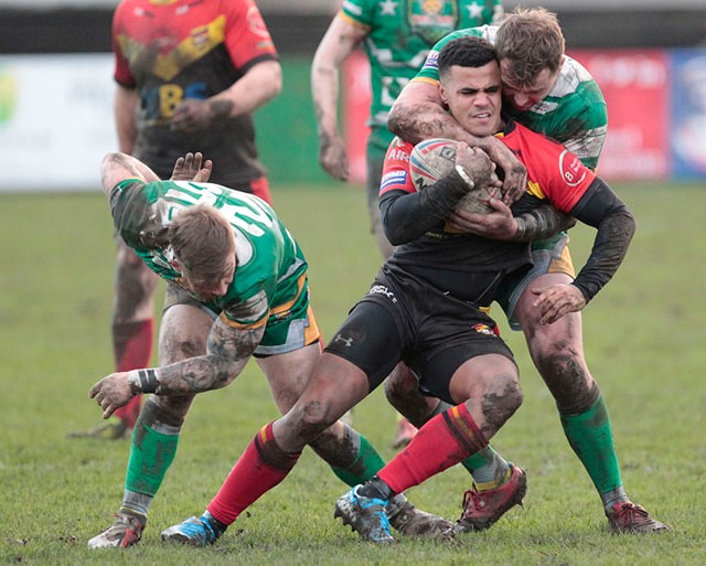 MATCH REPORT- Keighley Cougars 26-24 Dewsbury Rams