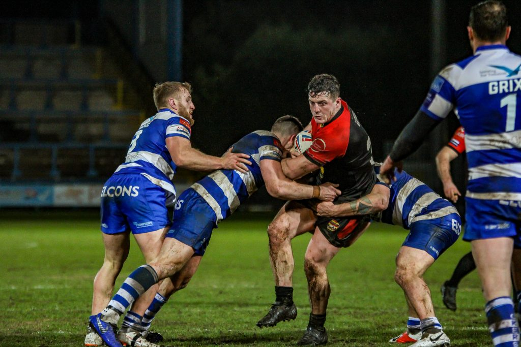 Match Report: Halifax 16-18 Dewsbury