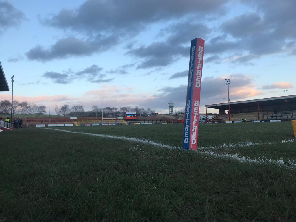 MATCH REPORT: Dewsbury Rams 20-8 Widnes Vikings