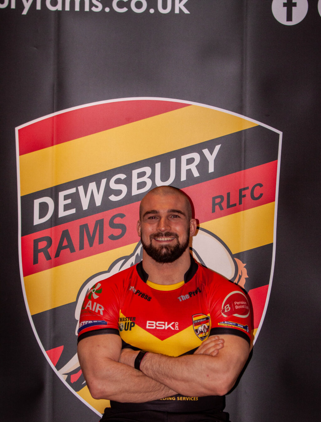 Ryder- It's a special squad at Dewsbury