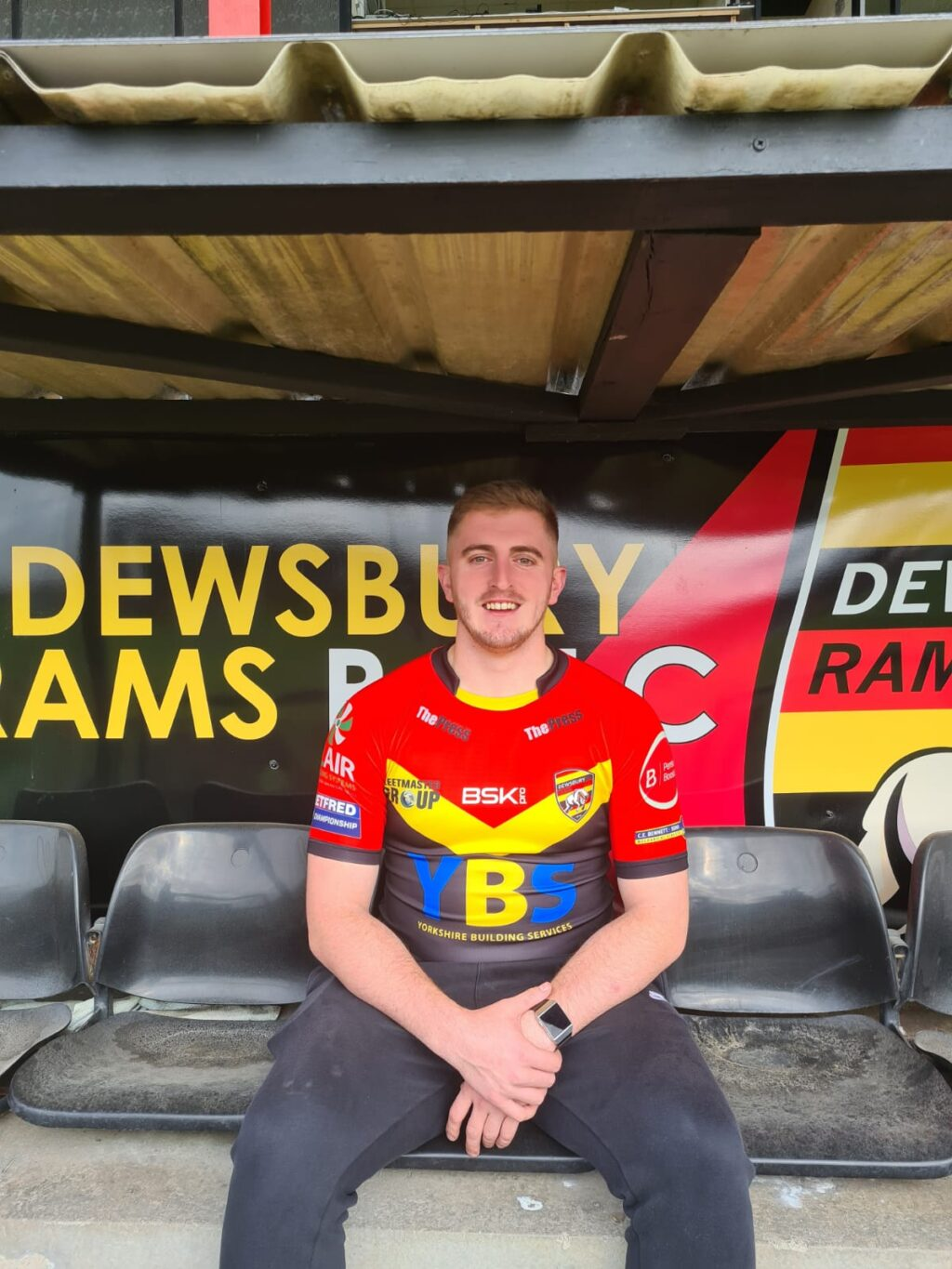 Wardill- It was an easy decision to join the Rams