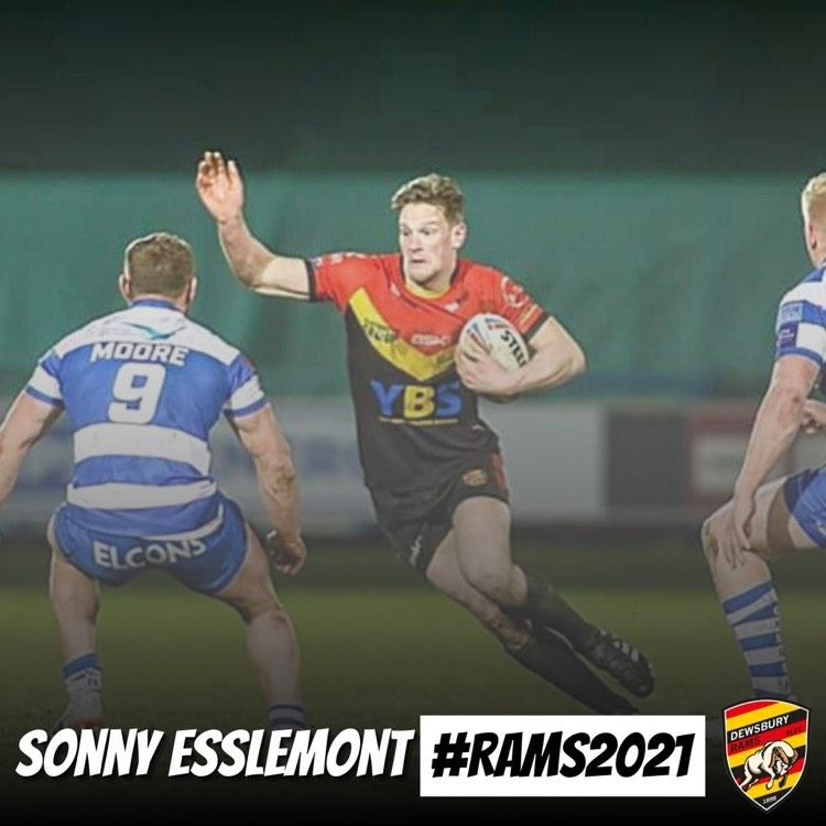 Esslemont signs for another year.