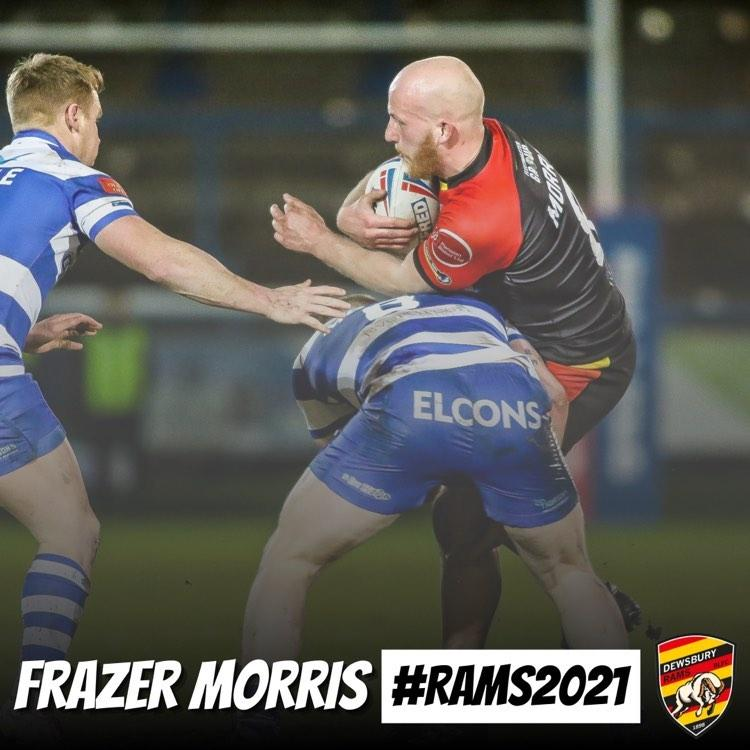 Morris stays put for 2021