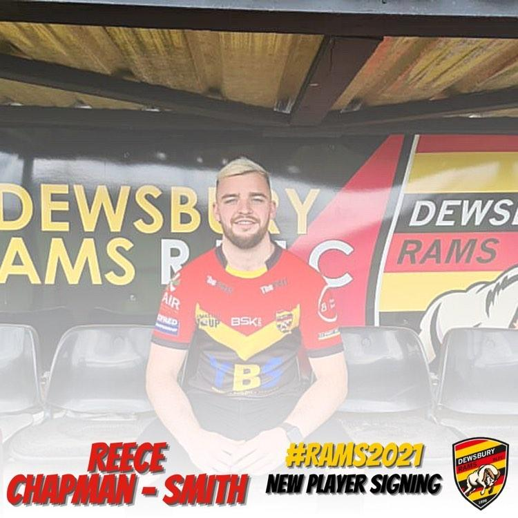 Chapman-Smith joins Rams