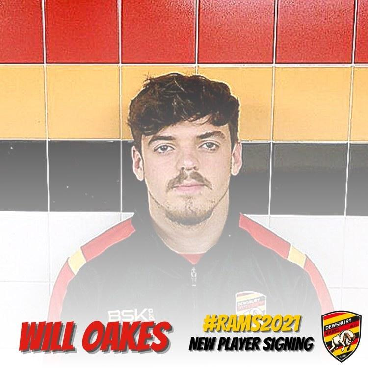 Oakes joins Dewsbury permanently