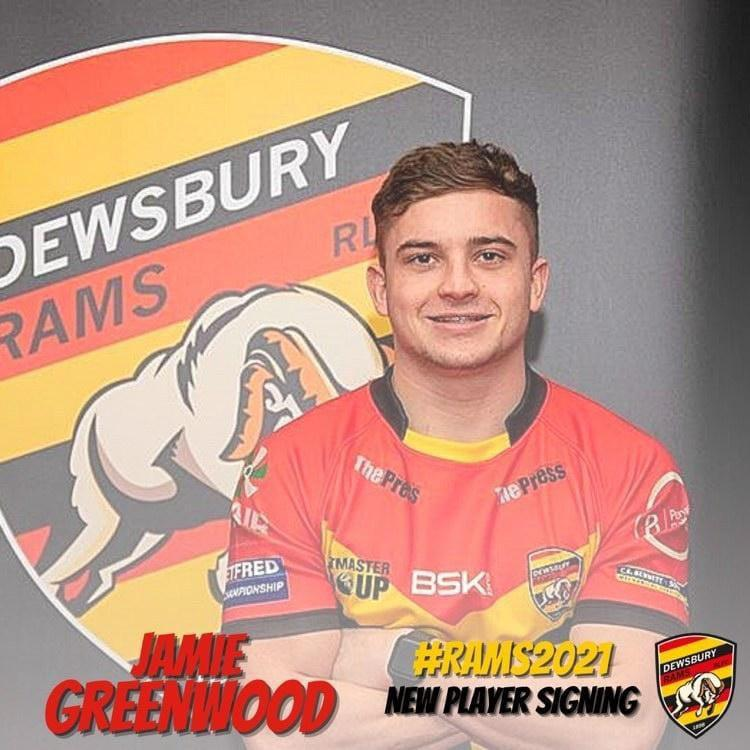 Greenwood signs for Rams