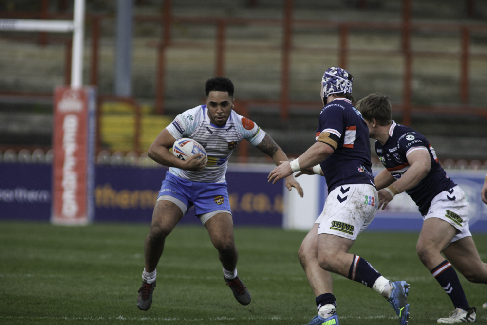 MATCH REPORT: Wakefield 30-10 Rams
