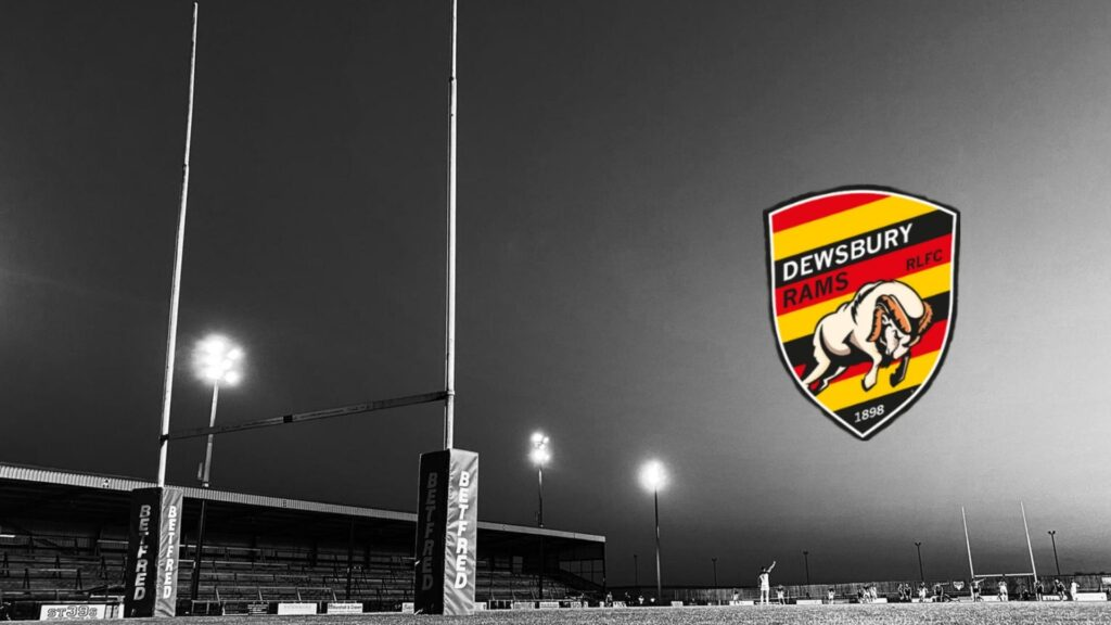 Dewsbury Rams Vs Batley Bulldogs a game to remember those who have passed